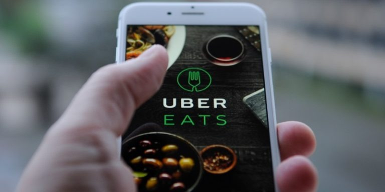 UberEats Free Delivery Promotion