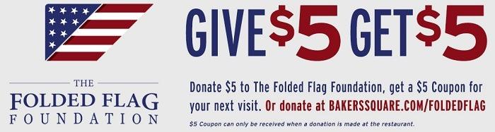 Get $5 w/ $5 Donation