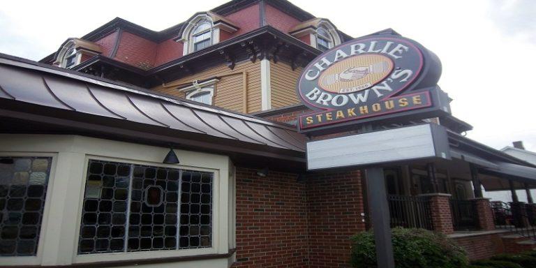 Charlie Brown Restaurant Promotion