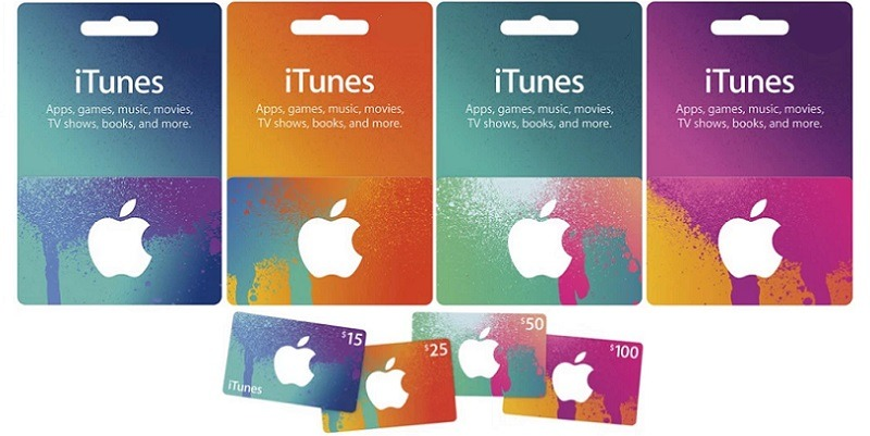 Ebay Itunes Gift Card Promotion 100 Gift Card For 85