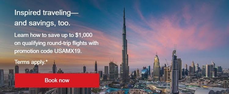 Emirates Promotions