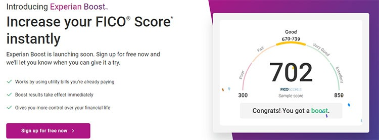 Credit Scores by Experian Review