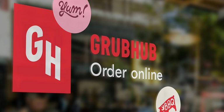 GrubHub Food Delivery Promotion