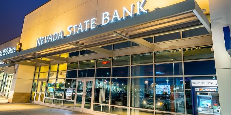 Nevada State Bank Reserve Visa Card $500 / 50,000 Bonus Points