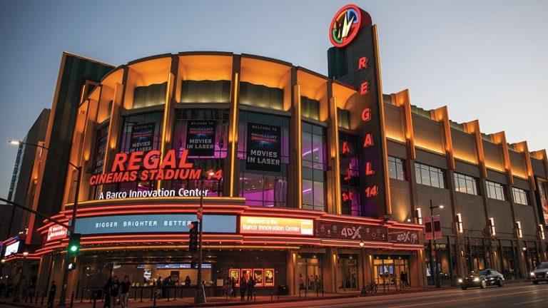 Regal Cinemas Promotion