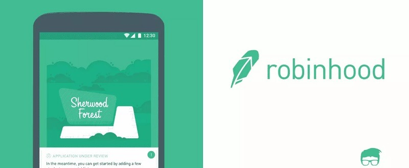 Commission-Free Investing  Robinhood Box Images