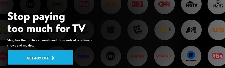 Sling TV Promotions