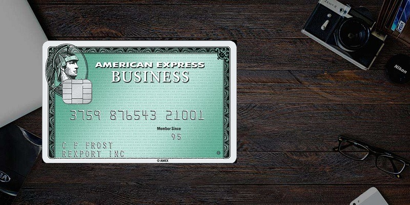Business Green Rewards Card from American Express bonus promotion offer review