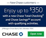 Chase Total Checking Savings Bonus