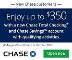 Chase Total Checking Savings Bonus