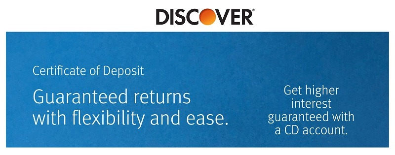 Discover Bank CD Review: Earn Up To 13.13% APY CD Rates
