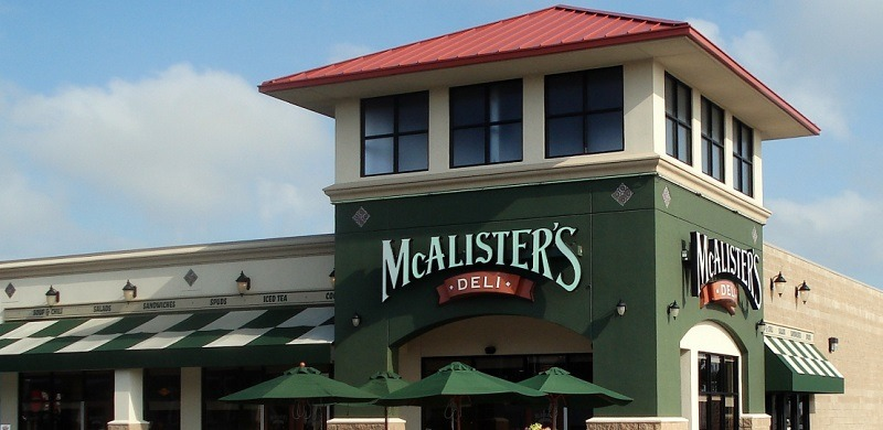 Mcalister's Deli promotions