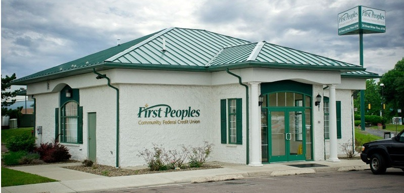 First People's Community Federal Credit Union Promotion