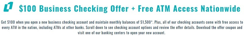 Level One Bank Promotion
