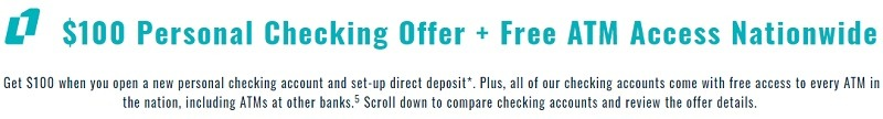 Level One Bank Promotion