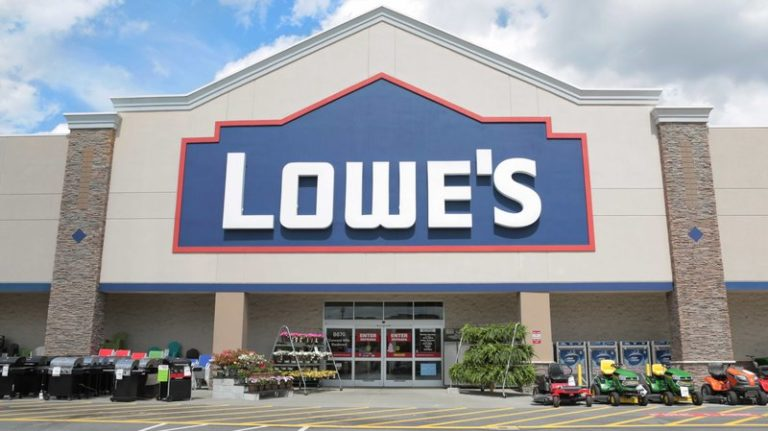Lowe's 11% Rebate