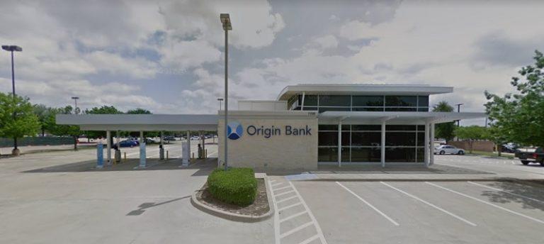 Origin Bank Rewards Checking Account
