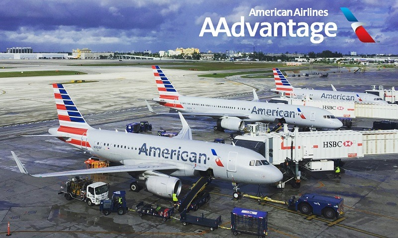 American Airlines AAdvantage Marriott Promotion
