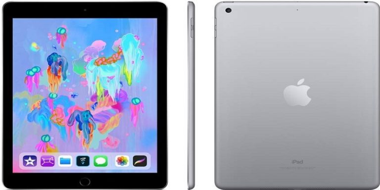 Apple iPad (Latest Model) via Amazon