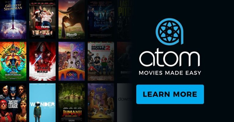 Atom Tickets Discount Promotion