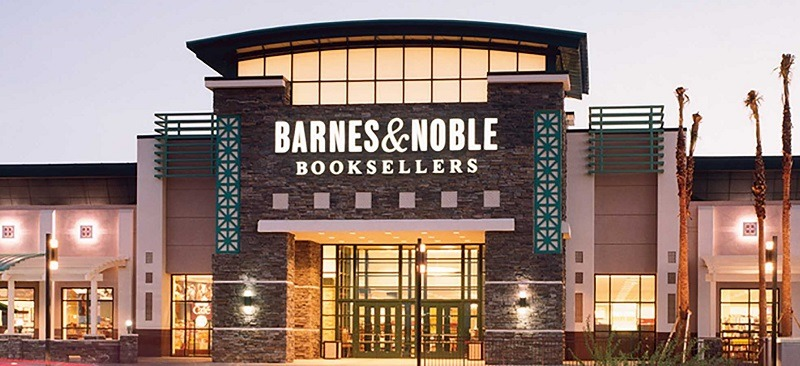 Barnes & Noble Coupon Promotion