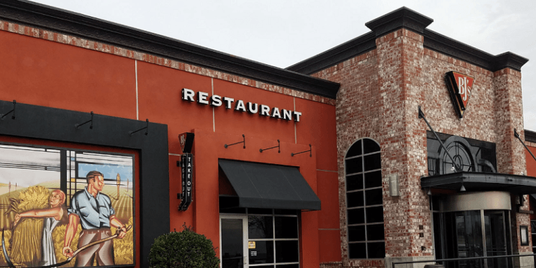 BJ's Restaurant & Brewhouse Promotion