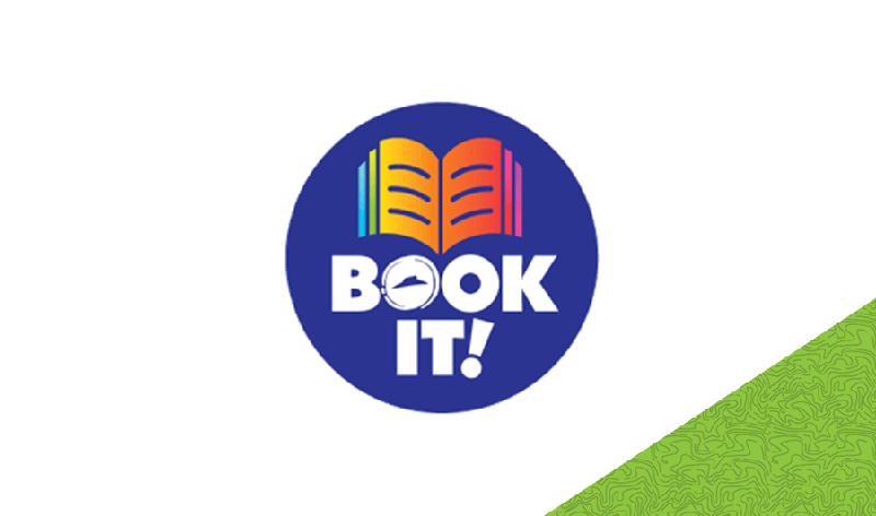 Book It Program Promotion
