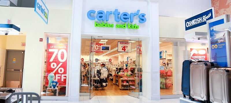Carter's Discount Promotion: BOGO Free Kids Shoes + Extra 20% Off $40+ w/ Code BEBRIGHT