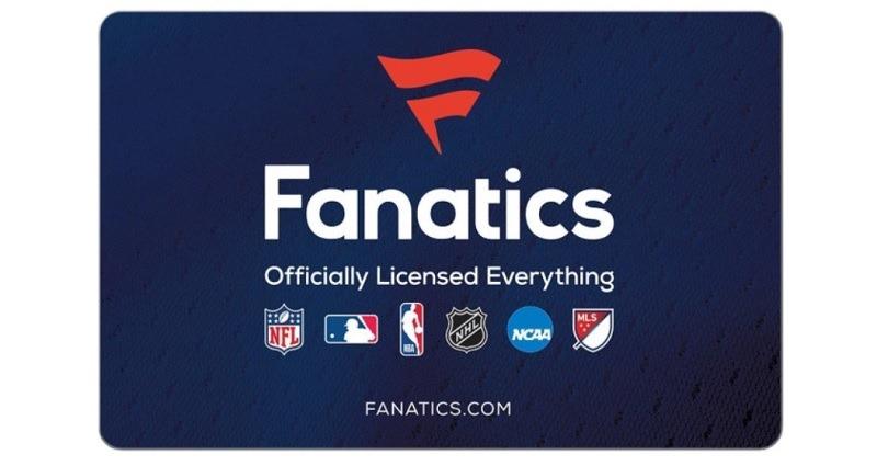 MyGiftCardsPlus Fanatics Promotion