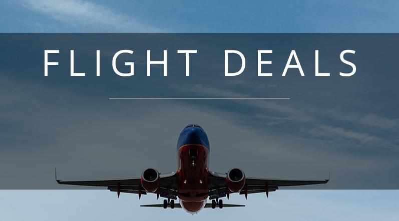 Top Ten Flight Deals for March 14, 2019