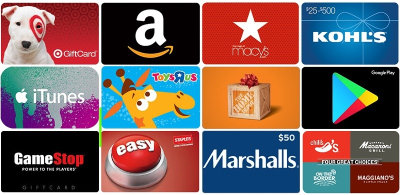 Amazon Lightning Deals Gift Cards