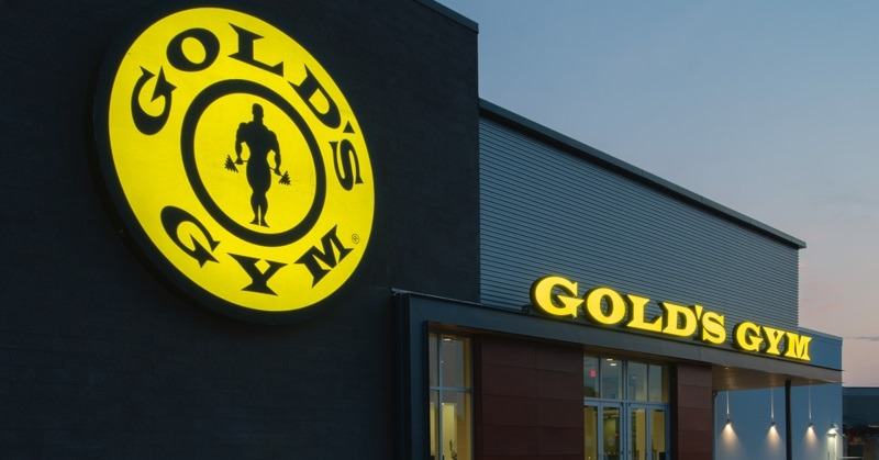 golds gym free pass