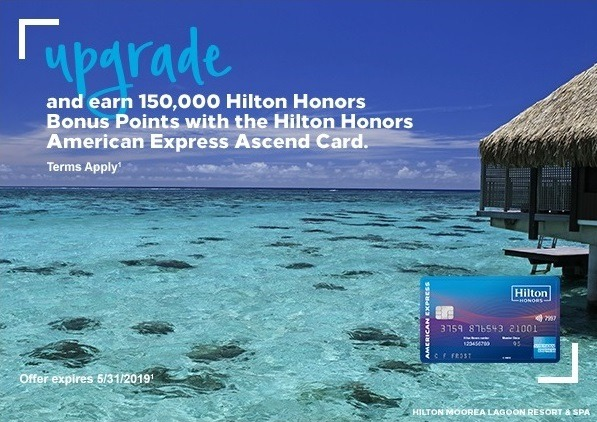 American Express Upgrade Promotion