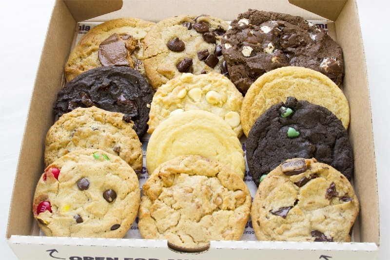 Insomnia Cookies Promotion