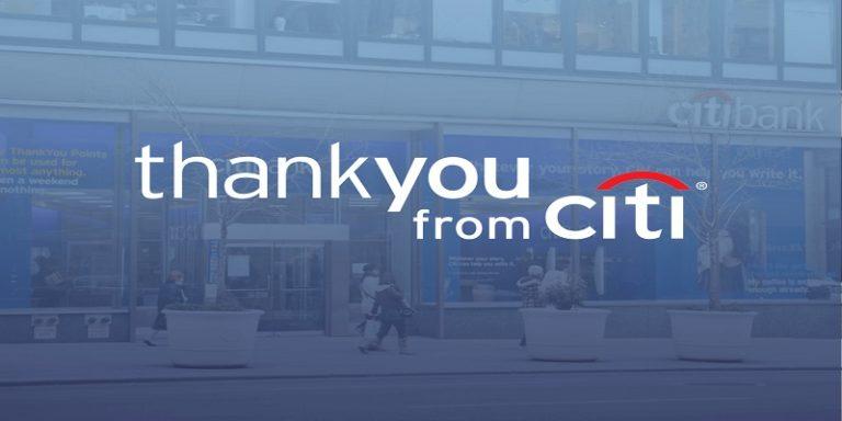 Citi ThankYou Cardholder Offer