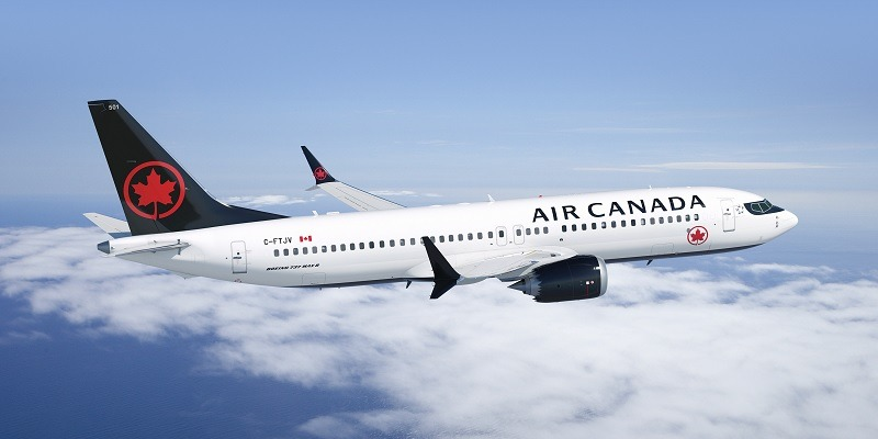 Air Canada Fare Sale