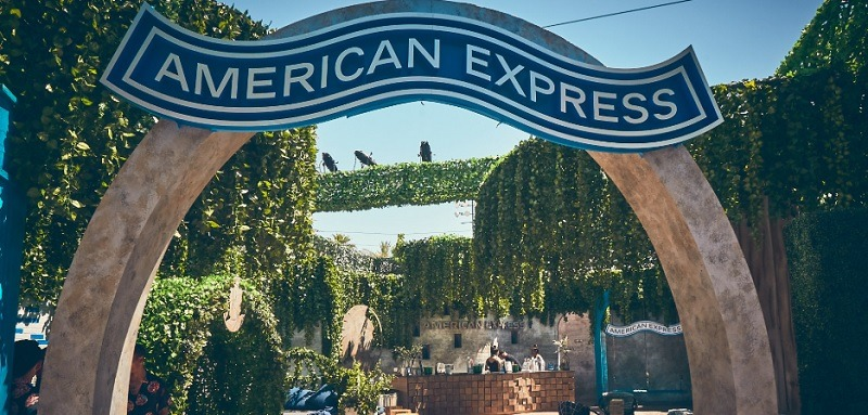 American Express Coachella 2019 Benefits