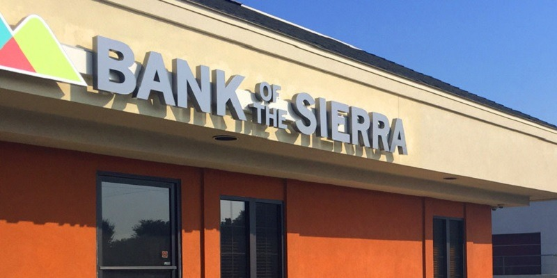 Bank of the Sierra Promotion