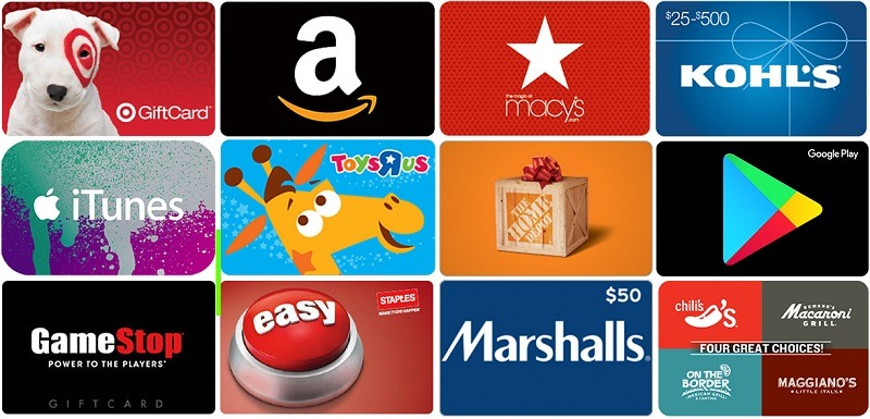Best Gift Card Promotions, Deals, Offers, and Codes
