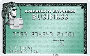Business Green Rewards American Express