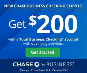 Chase Total Business Checking Account