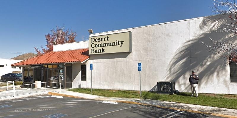 Desert Community Bank Checking Bonus
