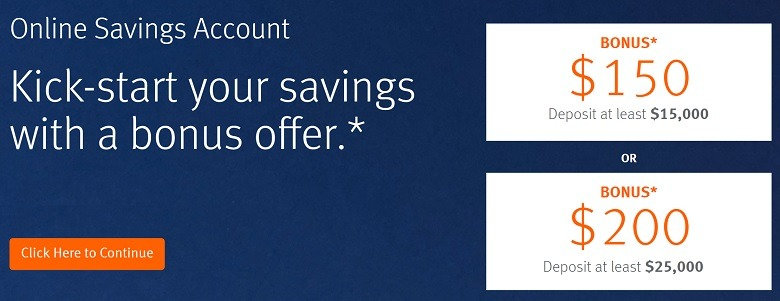 Discover Savings Bonus promo code offer code