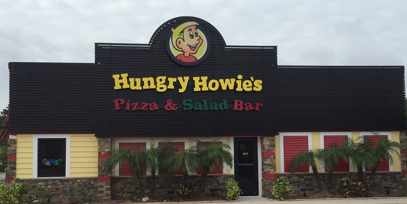 Hungry Howe's Pizza