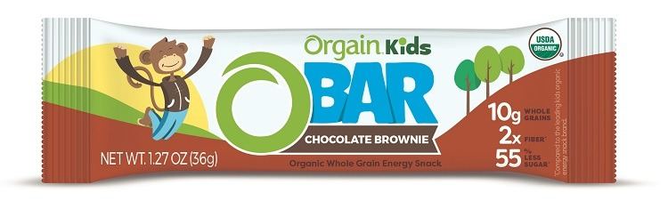 Free Orgain Kids Nutrition Bar Sample Now Available