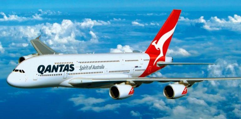 Qantas Promotion