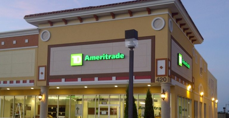 TD Ameritrade Promotions
