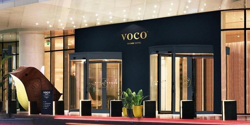 IHG voco Dubai Promotion
