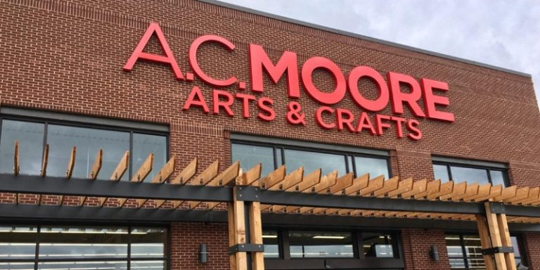 A.C. Moore Military Discount Promotion