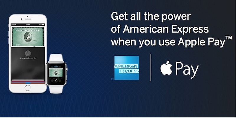 Amex Offers Apple Pay Promotion